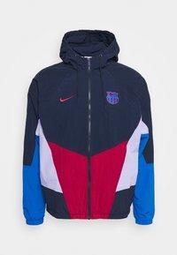 Nike Performance - FC BARCELONA - Club wear - noble red/obsidian/purple pulse/soar - 3