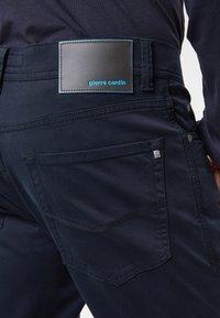 Pierre Cardin - LYON - Slim fit jeans - dark blue - 4