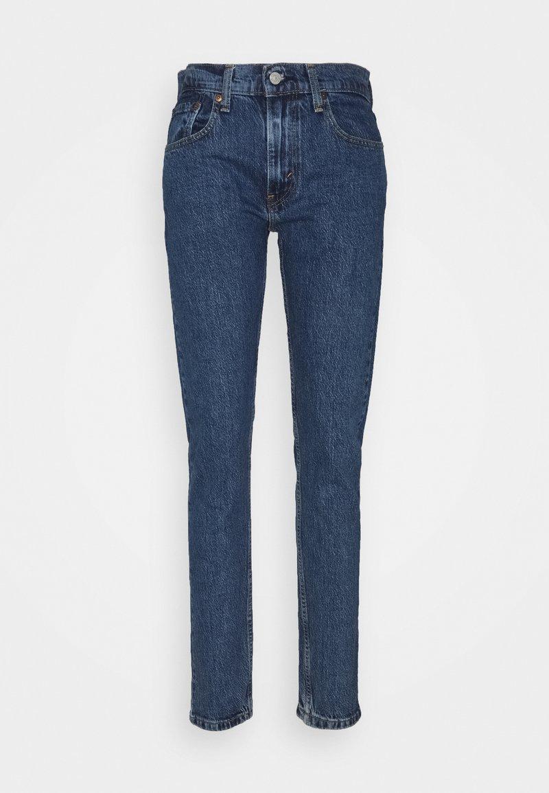 Levi's® - 512 SLIM TAPER LO BALL - Jeans slim fit - blue comet base