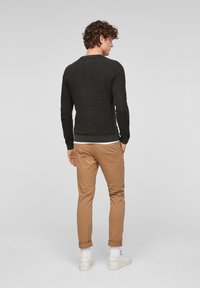 QS by s.Oliver - Trousers - brown - 2