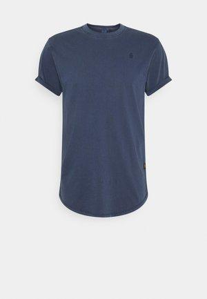 LASH  - T-shirt - bas - dark blue