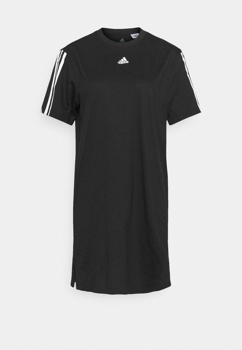 adidas Performance - DRE - Sports dress - black/white