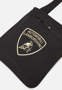 AUTOMOBILI LAMBORGHINI - Across body bag - nero - 4