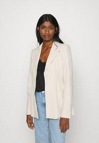 4th & Reckless - LENNON  - Short coat - cream - 0