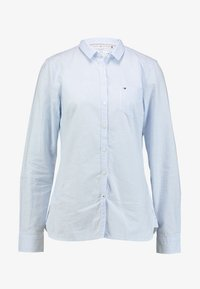 Tommy Hilfiger - HERITAGE REGULAR FIT - Button-down blouse - ithaca/skyway - 4