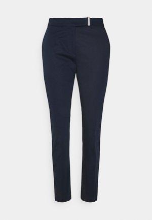 HISURI - Trousers - open blue