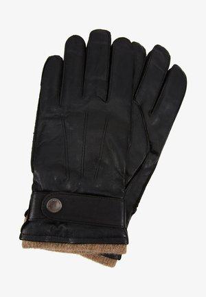 SLHTIM GLOVE - Handschoenen - black