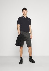 Bugatti - Polo shirt - black - 1