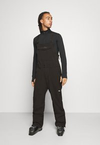 O'Neill - SHRED BIB PANTS - Snow pants - black out - 0