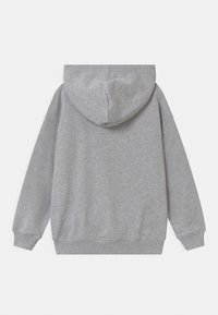 MOSCHINO - HOODED UNISEX - Huppari - grey - 1