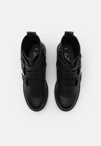 New Look - BOYD - Lace-up ankle boots - black - 5
