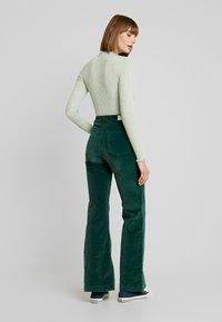 ZIGGY Denim - SKYSCRAPER - Trousers - forest green - 2