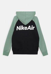 Nike Sportswear - AIR - Mikina na zip - silver pine/black/white - 1