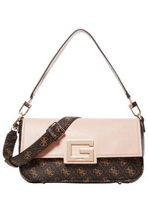 SCHULTERTASCHE BRIGHTSIDE - Handbag - mehrfarbig braun