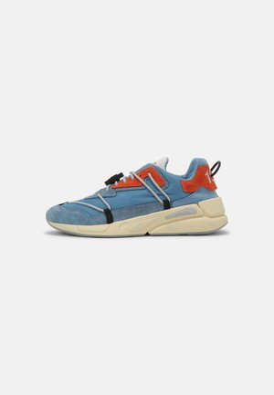S-SERENDIPITY - Matalavartiset tennarit - blue/orange