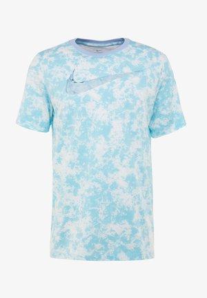 DRY TEE ICE - Printtipaita - turquoise