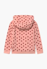 Lemon Beret - SMALL GIRLS  - Zip-up hoodie - coral cloud - 1
