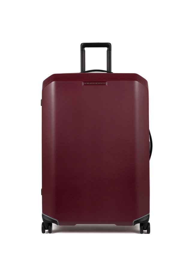 PIQ - Wheeled suitcase - burgundy