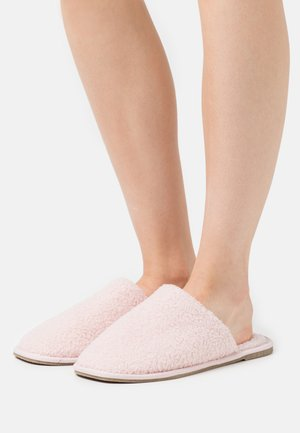 VMIZA SLIPPERS - Kapcie - sepia rose