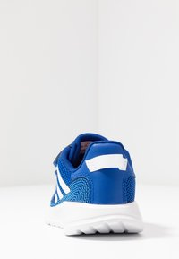 adidas Performance - TENSAUR RUN UNISEX - Chaussures de running neutres - royal blue/footwear white/bright cyan - 4