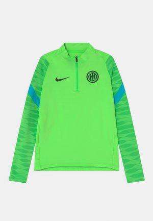 INTER MAILAND UNISEX - Club wear - green strike/chlorine blue/black