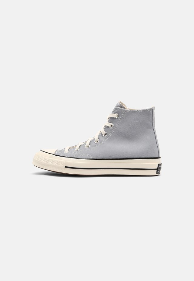 CHUCK 70 UNISEX - High-top trainers - wolf grey/black/egret