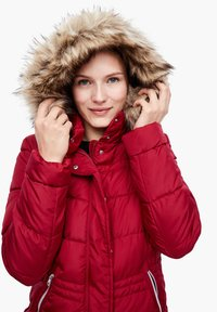 QS by s.Oliver - Winter jacket - brick red - 3