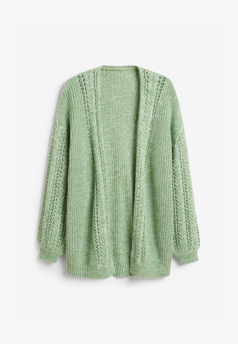 Next - Cardigan - green