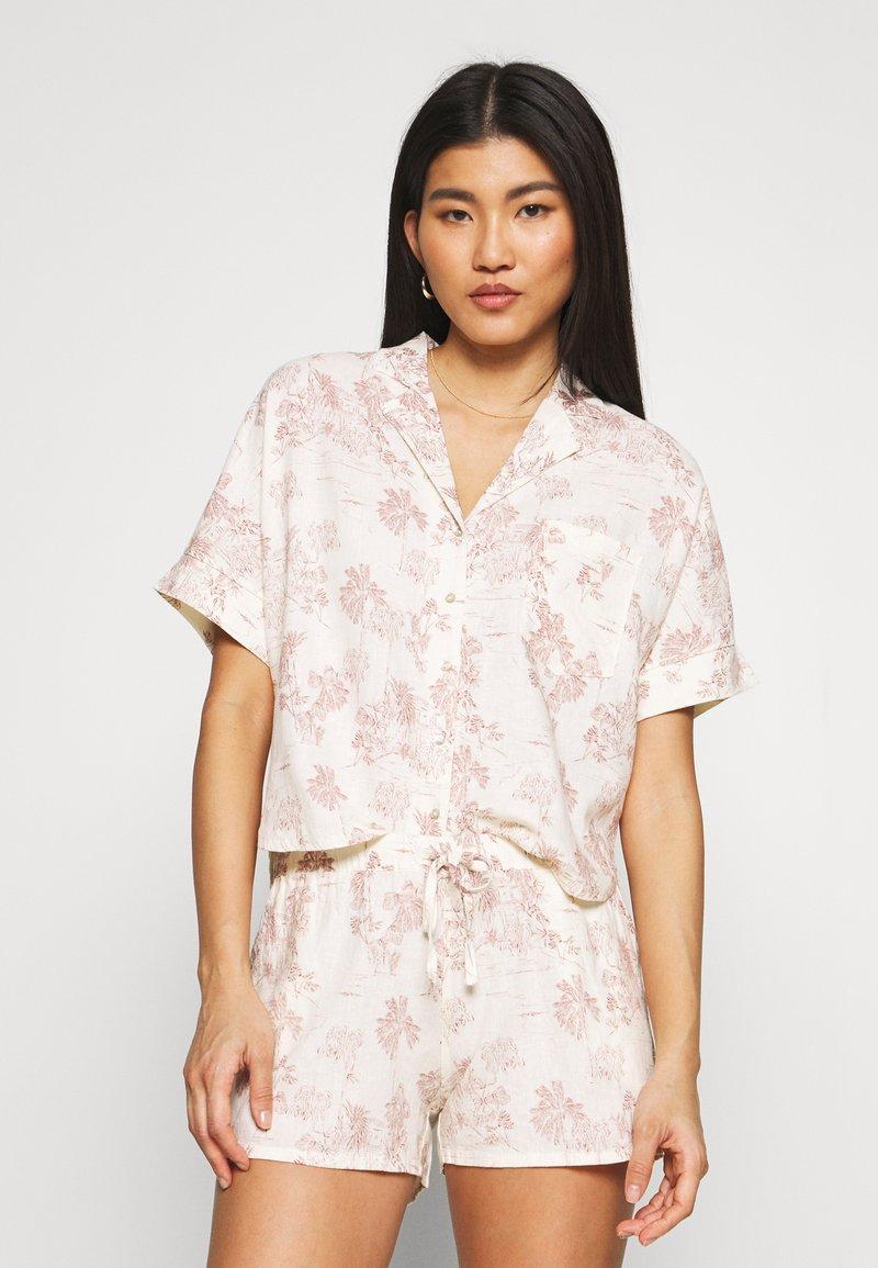 Etam - ALLY - Haut de pyjama - rose