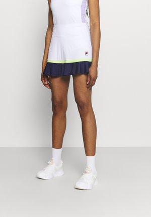 SKORT SELINA - Sports skirt - white