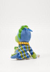 Skip Hop - BANDANA BUDDIES DINO - Knuffel - multi-coloured/blue - 1