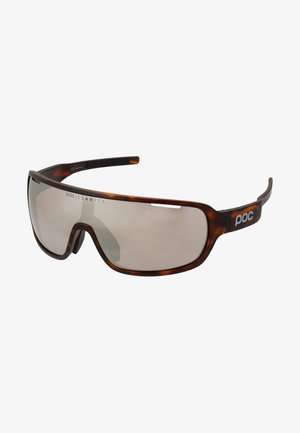 DO BLADE - Sportbrille - tortoise brown