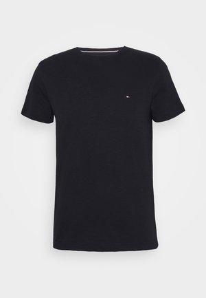 SLUB TEE - Basic T-shirt - desert sky