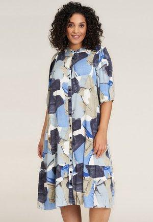 AGNETHE - Day dress - blue stone