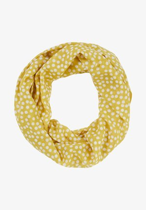 Snood - light green dot loop