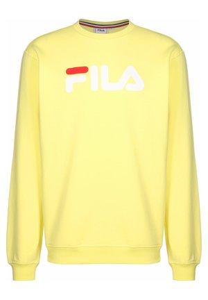 PURE - Sweatshirt - limelight