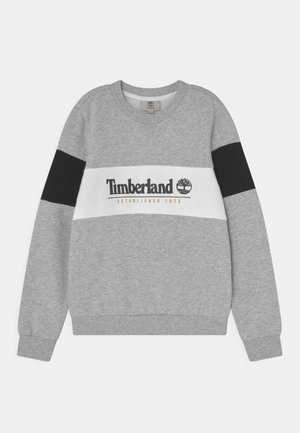 Sweater - chine grey