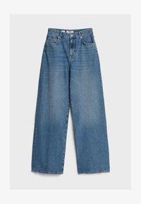 Bershka - Flared jeans - blue - 5