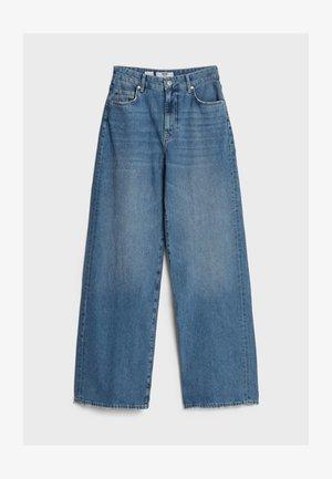 Jean flare - blue