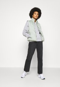NU-IN - BASIC CREW NECK  - Sweatshirt - grey marl - 1