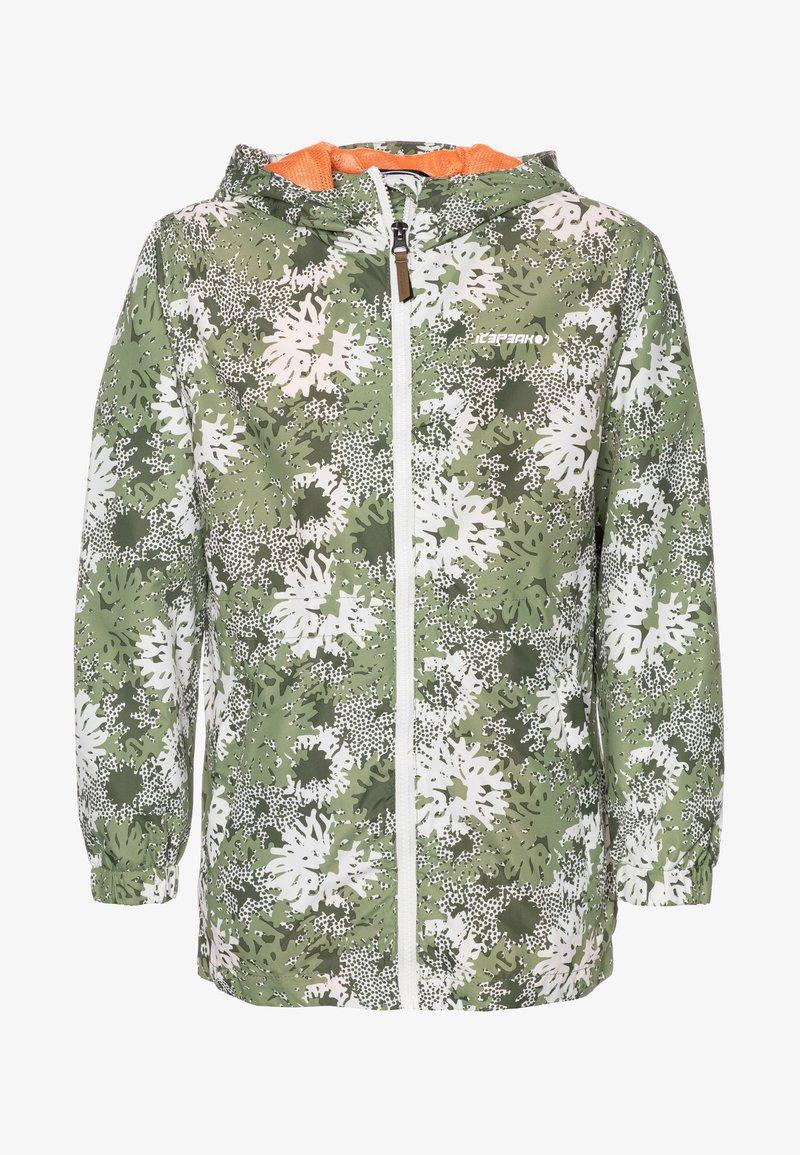 Icepeak - LORAINE - Waterproof jacket - antique green
