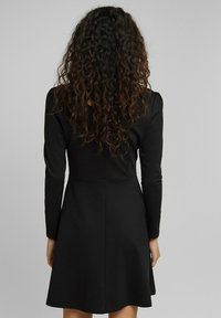 edc by Esprit - PUNTI  - Day dress - black - 2