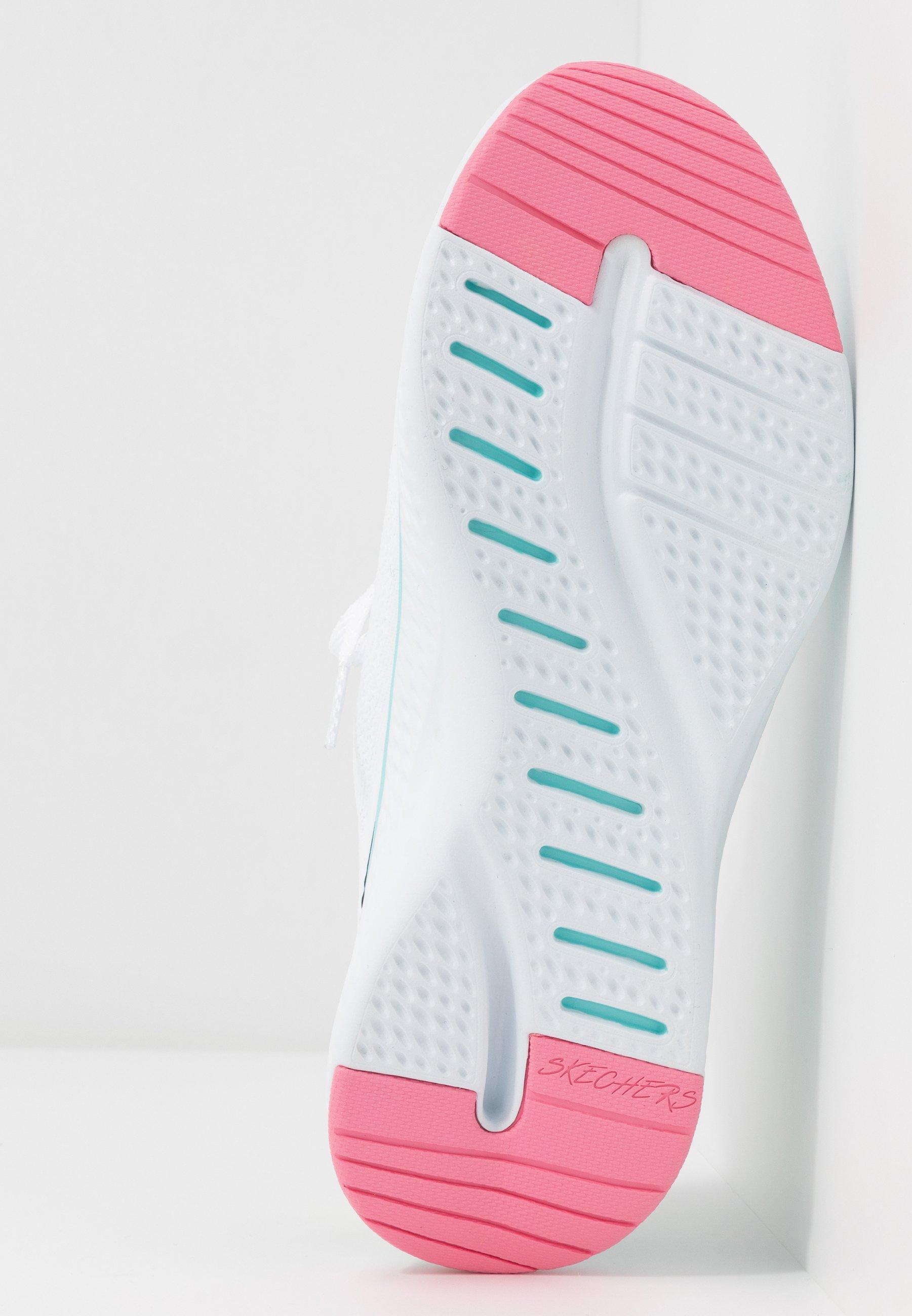Skechers Sport Solar Fuse - Joggesko White/multicolor/hvit