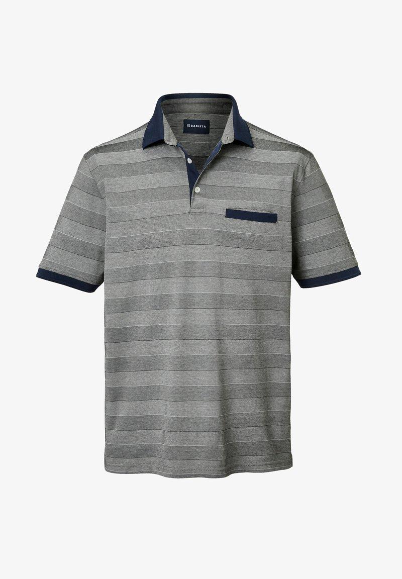 Babista - Polo shirt - silbergrau