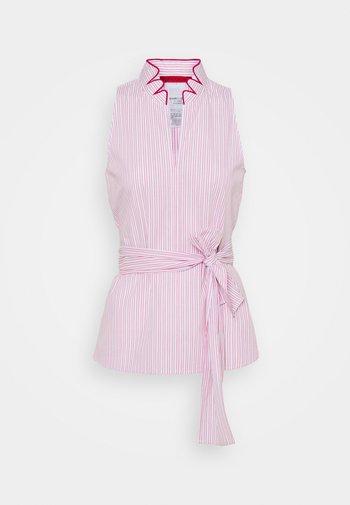 BENZOINO - Blouse - shocking pink