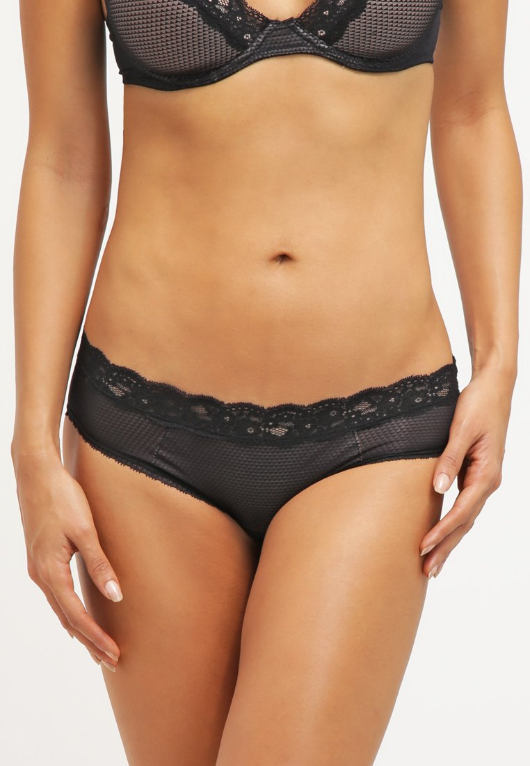 Passionata - BROOKLYN SHORTY - Slip - schwarz