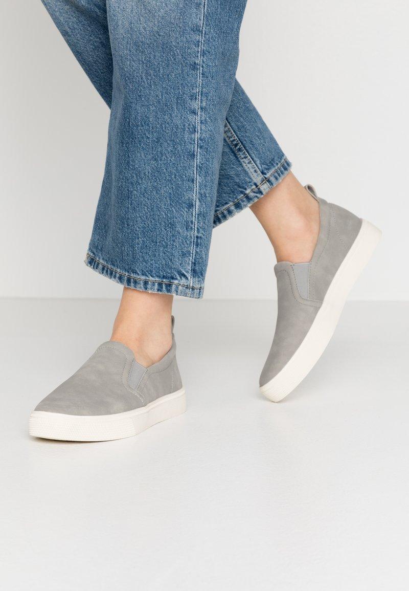 Esprit - SEMMY - Nazouvací boty - light grey