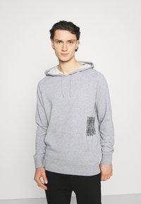 YAVI ARCHIE - MARBLE - Sweatshirt - grey - 0
