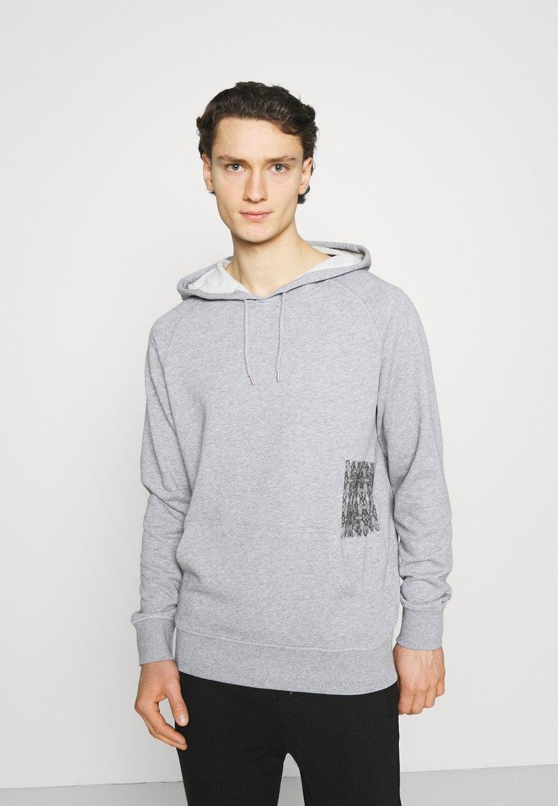 YAVI ARCHIE - MARBLE - Sweatshirt - grey