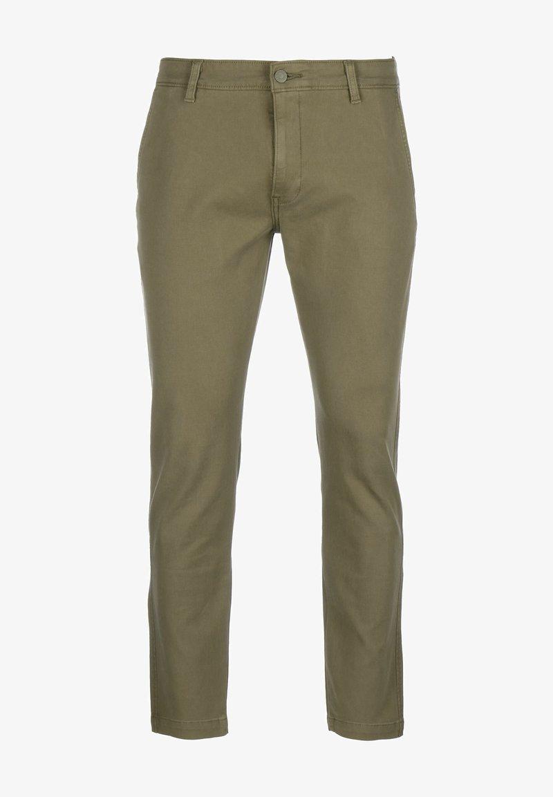 Levi's® - XX CHINO STD II - Spodnie materiałowe - bunker olive shady